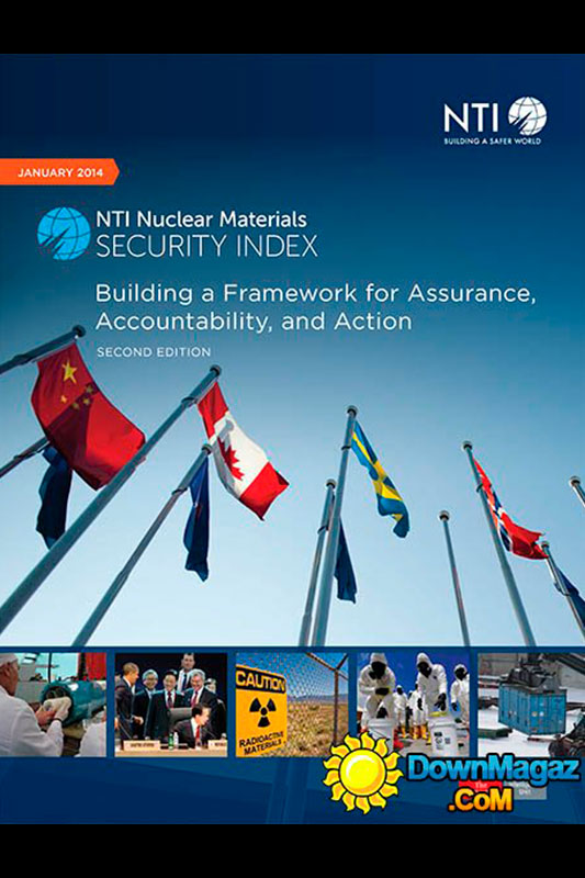 NTI Nuclear Materials Security Index