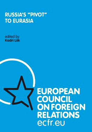 """Russia's """"Pivot"""" to Eurasia"""